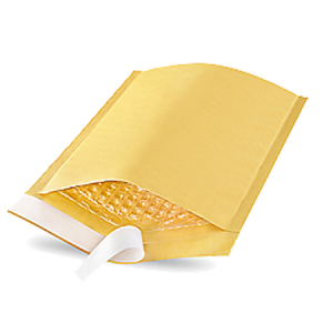 Jiffy Padded Mailer 5 x 10 Self Seal-#22JP00ss-Case of 500